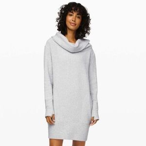 Lululemon sweater dress